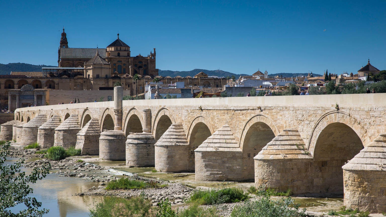 Spain-Cordoba-Roman-Bridge