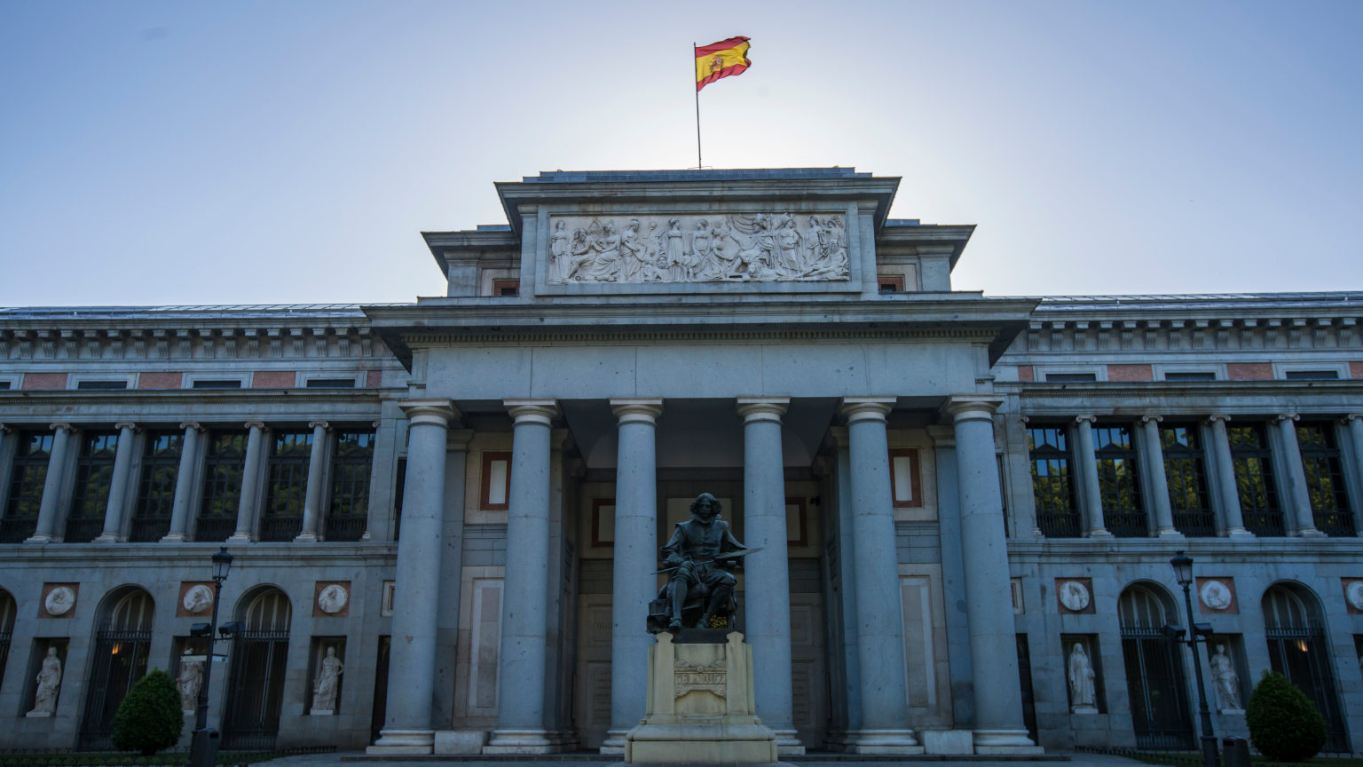 Spain-Madrid-Prado-Museum
