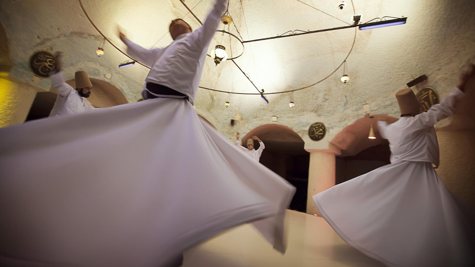 Turkey Cappadocia Whirling Dervish Cropped
